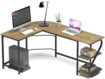 Weehom Reversible L Shaped Desk