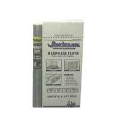 JACKSON WIRE 11051213 Hardware Cloth, 1/4' x 24' x (Jackson Wire)
