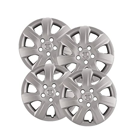 hubcaps. com – PREMIUM CALIDAD – Toyota Camry réplica Tapacubos, fundas para ruedas de