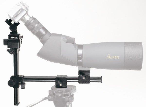 Alpen Digital Camera Adapter for Spotting Scopes 706