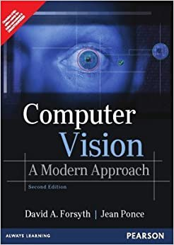 Book Computer Vision: A Modern Approach (2nd Edition) by David A. Forsyth (2011-01-01)