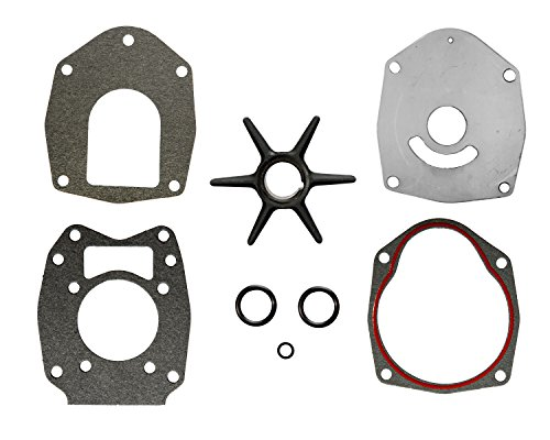 Sierra 18-3214 Impeller Repair Kit for Chrysler/Force, Honda, MerCruiser/Mariner/Mercury Marine Engines, Non-Retail Packaging
