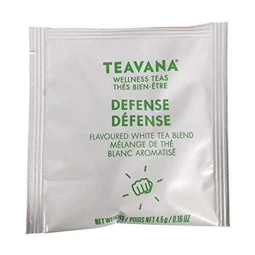 Starbucks Teavana Tea Sachets (Defense, Pack of 24 Sachets)