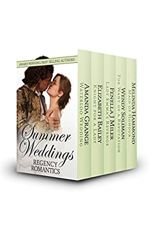 book cover of Summer Weddings