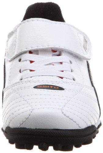 Puma Esito Finale TT V zapatillas de deporte de fútbol de los muchachos White