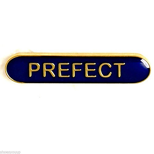 Préfet Badge Idéal pour l'école Bleu