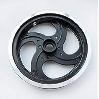 Fevas 3D Printer nut POM nut T8 trapezoidal Screw nut Plastic Pitch 1mm 2mm Lead 1mm 2mm 4mm 8mm 10mm 12mm 14mm 16mm Outer Diameter: Pitch 1mm Lead 1mm, Color: Black