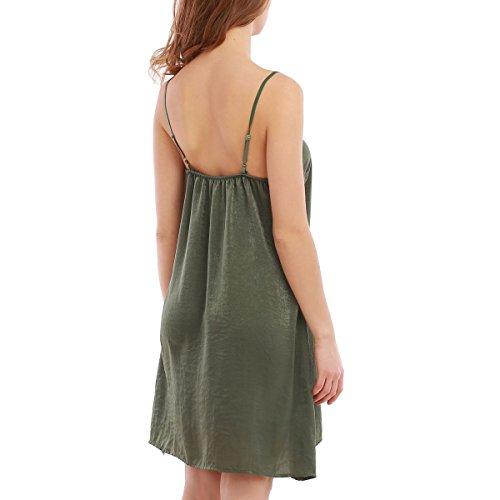 La Modeuse - Pijama - para mujer Verde
