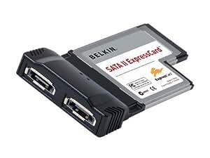 Belkin F5U239 SATAII ExpressCard - Retail