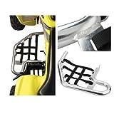 Tusk Comp Series Nerf Bars Red With Black Webbing, Honda TRX 250X 2009-2012