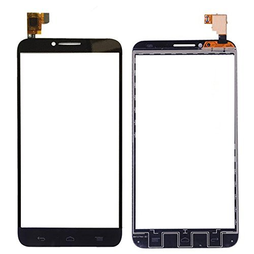 New Touch Screen Digitizer,Full LCD,Assembly Glass Repair part For Alcatel One Touch Idol 2 6037 OT6037 6037Y (Black Digitizer)