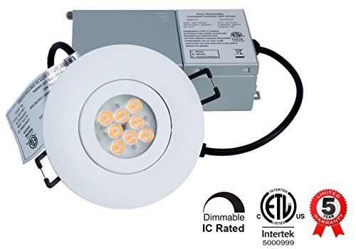 Led Pot Lights Dimmable in US - 7