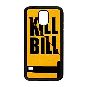 Durable Hard cover Customized TPU case Kill Bill Samsung Galaxy S5 Cell Phone Case Black