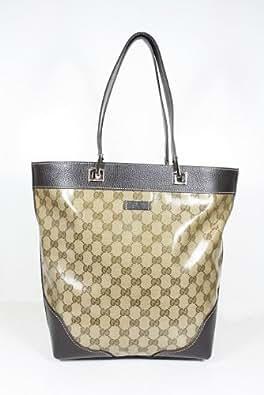 9862e75350d dga.newark.rutgers.edu Gucci Handbags Crystal (Coating) Beige Brown .