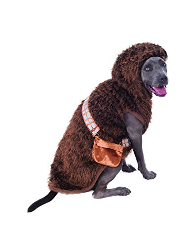 Rubie's Costume Co Star Wars Big Dog's Chewbacca Pet Costume, XX-Large ()