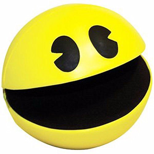 Pac Man Stress Ball - PAC-MAN Stress ball squish toy Video Game icon Namco