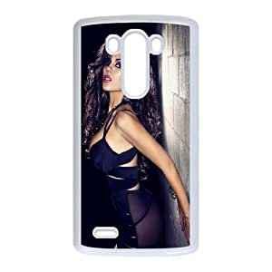 LG G3 Cell Phone Case White Carissa Rosario LV7965092