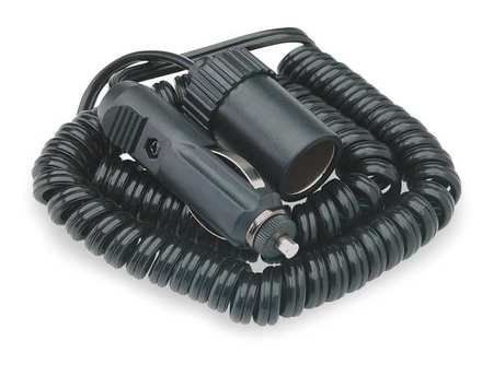 Bell Extension Cord, Coiled, 5 Amps, 10 Foot