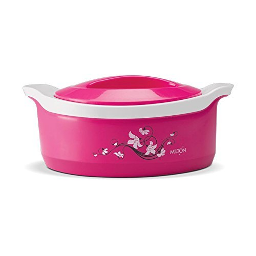 Milton Marvel Insulated Casserole Pink Color  1500 ml
