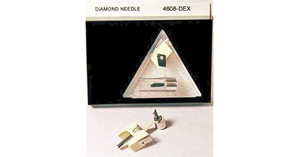 Amazon.com: Diamond Turntable Aguja para Stanton 881s 881e ...
