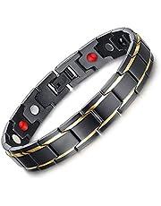 Medical stone germanium energy bracelet for balance for men