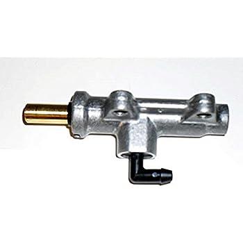 amazon com  new oem polaris master cylinder foot brake 98