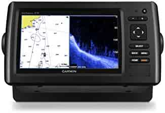 Garmin 010-01801-01 Echomap Chirp 74Cv with transducer