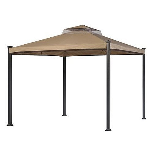 Garden Winds LCM1025B Everton Gazebo Standard 350 Replacement Canopy