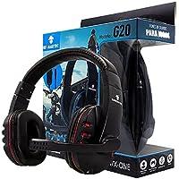 Headset Gamer fone de ouvido gamer para Ps4 Ps5 Pc Computador Notebook Xbox One com Microfone Headphone para Jogos e…