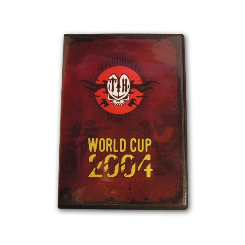 Traumahead Paintball PSP World Cup tournament Coupon 2004 DVD nppl xsv