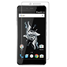 [2 Packs] OnePlus X Screen Protector, Tempered Glass Clear Screen Protector Scratch-resistant Screen Guard for 5.0'' OnePlus X [Not for OnePlus One / OnePlus 2 / OnePlus 3]