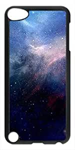 Stars and Earth Ipod Touch 5 Case with Black Skin Edges PC Hard Shell by Shariecover