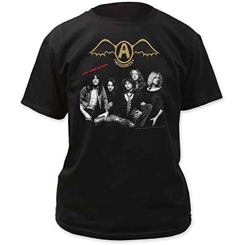 Aerosmith Get Your Wings Tshirt (Aerosmith Wings)