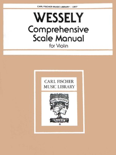 Comprehensive Scale Manual (Comprehensive Scale Manual)