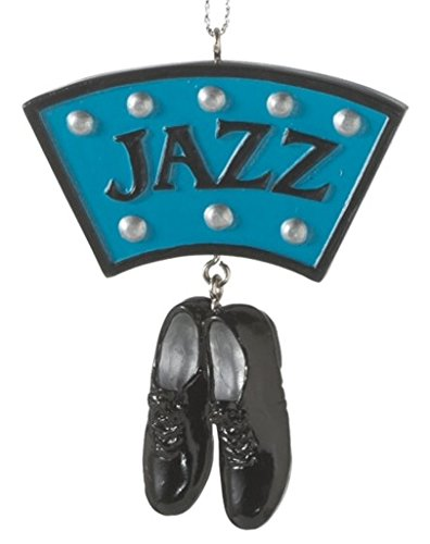 Jazz Dance School Student Teacher Lover Christmas Tree Ornament