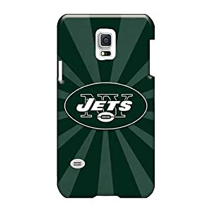 JohnPrimeauMaurice Samsung Galaxy S5 Mini Durable Hard Phone Covers Allow Personal Design High-definition New York Jets Image [OPH7iGzF]