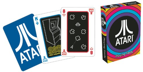 Atari Playing Cards -