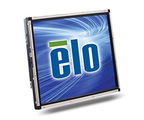 Elo 1537L Open-Frame Touchscreen LCD Monitor - 15-Inch - Surface Acoustic Wave - 1024 x 768 - 4:3 - Steel, Black ()