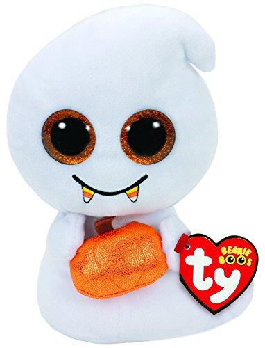 TY Beanie Boo - Scream Halloween Ghost Plush Toy (5.9 (Scream Ghost)