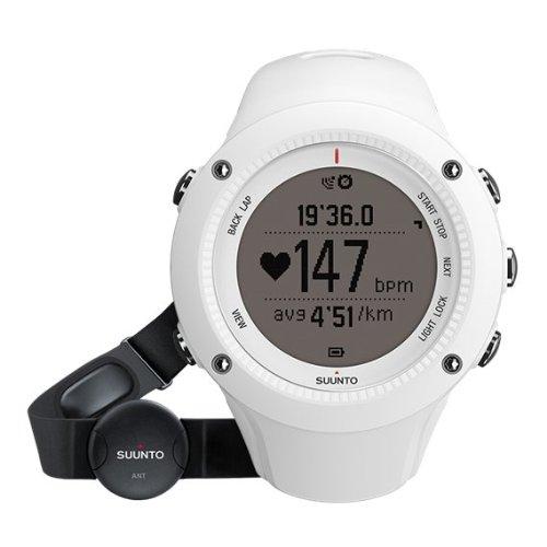 40f233e14a16 Suunto Ambit2 R White (HR) - Reloj con GPS integrado unisex