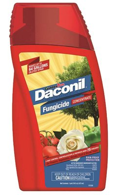 DACONIL - 16 OUNCE CONCENTRATE - MULTI PURPOSE FUNGICIDE - BY GARDEN TECH (4)