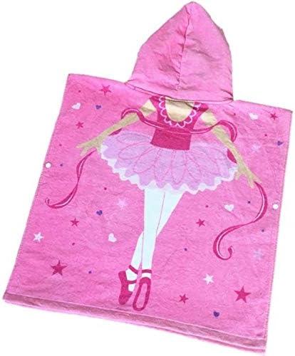 Bebé Niño Niño Niña Toalla para dormir Toalla de baño Albornoz con capucha de algodón Dibujos animados Toalla de bebé impresa E: Amazon.es: Bebé