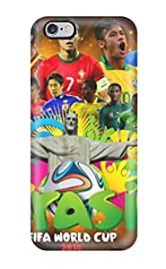 [OrpGrII7261JWoXw]premium Phone Case For Iphone 6 Plus/ Fifa World Cup 2014 Desktop Tpu Case Cover