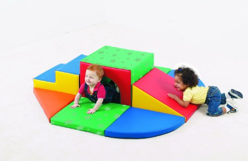 Children's Factory Soft Tunnel Set (Tunnel Childrens Factory)