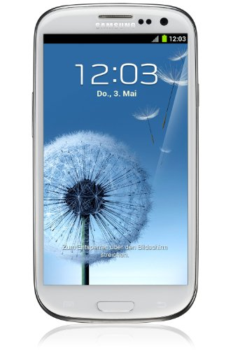 Samsung Galaxy S III I9300 16Gb White WiFi Android Unlocked Cell Phone]()