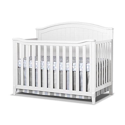 Amazon Com Sorelle Fairview 4 In 1 Convertible Crib