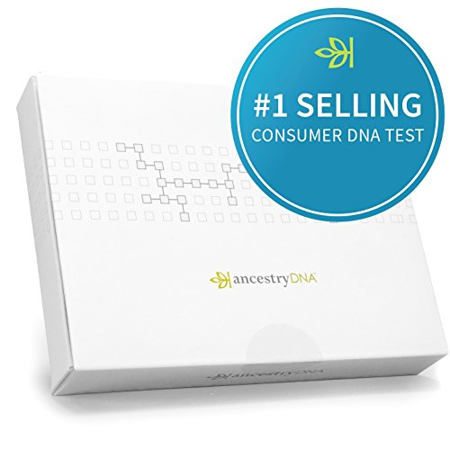 AncestryDNA: Genetic Testing – DNA Ancestry Test Kit