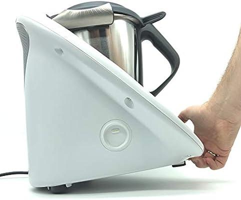 mix-slider I El parapente invisible para las Thermomix / Bimby TM5 y TM6 (la alternativa a la tabla de deslizamiento): Amazon.es: Hogar