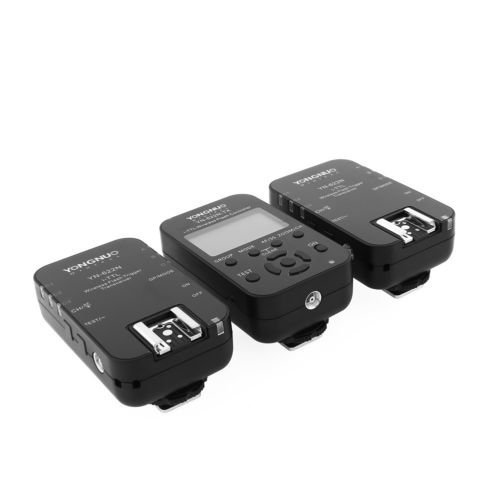 Ocamo Yongnuo 1 x YN-622N-TX 2 x YN-622N RX i-TTL LCD Wireless Flash Controller Wireless Flash Trigger Transceiver For Nikon D70 D70S D80 D90 D200 Camera Productos electronicos