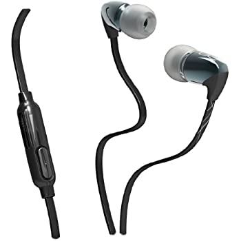 Ultimate Ears 985-000364 Logitech 500vm Noise Isolating Headset - Grey (Discontinued by Manufacturer)